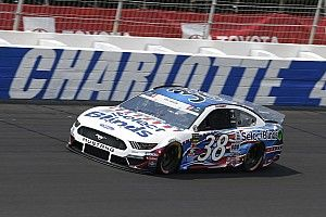 """Ragan gambles but loses out: """"Five laps was just too much"""""""
