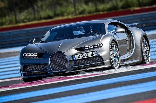 Bugatti llama a revisión a 77 coches por diversos fallos