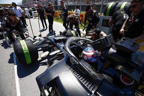 Grosjean: Ha a futam olyan lenne, mint az időmérő, b*szhatnánk a nyakunkat