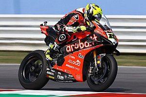 SBK, Misano, Superpole Race: Ducati trionfa con Bautista e Rea scivola