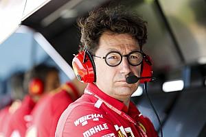 """Ferrari, """"triste"""" y """"decepcionado"""" con la decisión de los comisarios"""