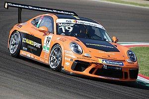 Carrera Cup Italia, Imola: Mosca inizia bene nelle libere