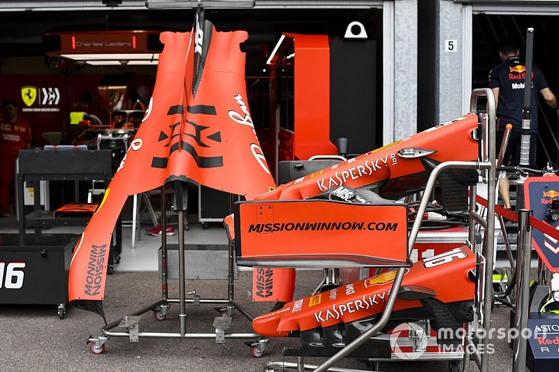 Vettel i Leclerc świadomi słabszych osiągów Ferrari