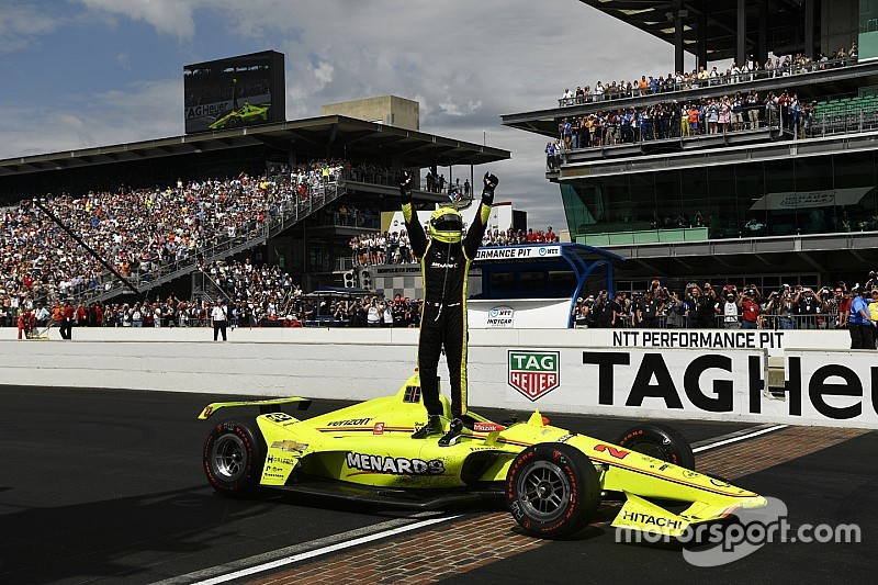 Penske confirms Indy 500 winner Pagenaud will stay on in 2020