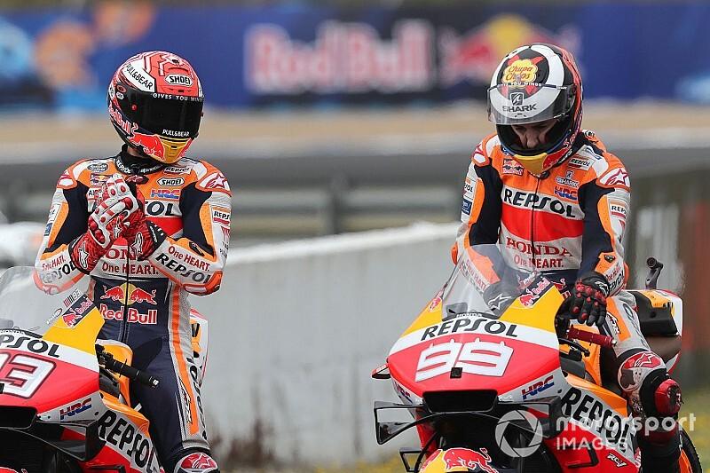 Lorenzo : Honda a les moyens de satisfaire les deux pilotes