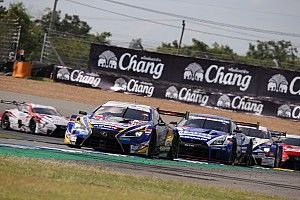 Future of Super GT in Thailand in doubt over costs