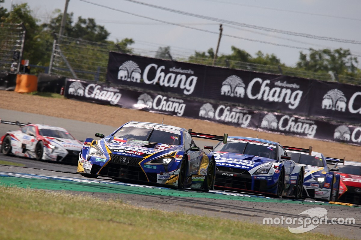 Super GT to hold Thailand, Malaysia races in winter