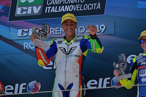 CIV Premoto3, Farioli vince Gara 1 e Margarito si impone la domenica