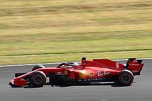 """Ferrari: """"Esto es lo que tenemos ahora mismo"""""""