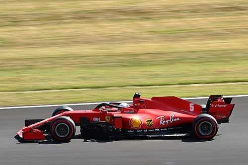 """Leclerc, sobre la realidad de Ferrari: """"Es lo que hay"""""""