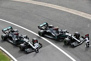 ¿Cómo Bottas venció a Hamilton por la pole del GP del 70 aniversario?