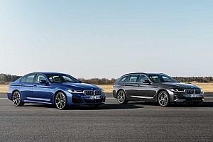 Rengeteg hibrid változattal kerül piacra az új 5-ös BMW