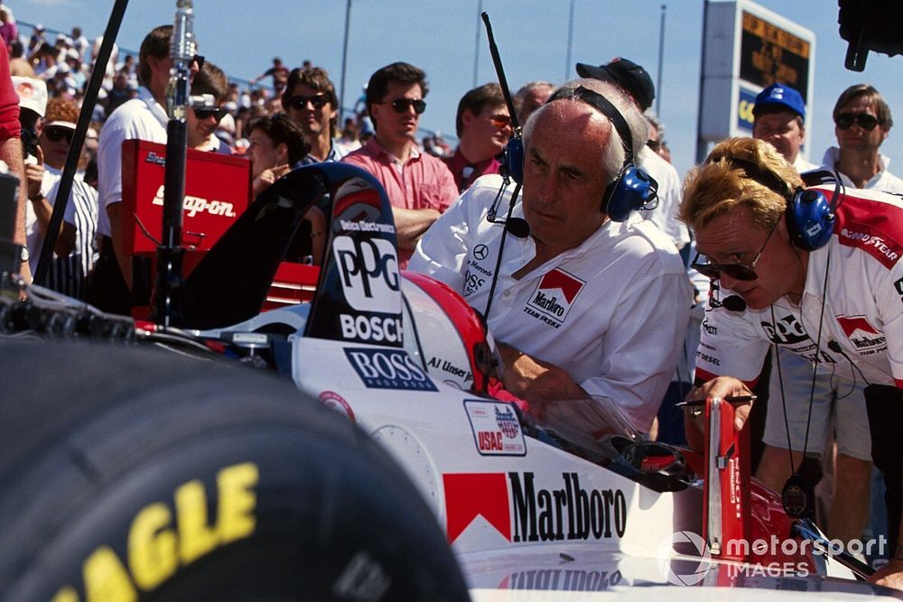 Race of my Life: Roger Penske on the 1994 Indy 500