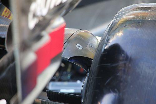 Caso Mercedes: ecco lo sfogo d'aria modificato della W11