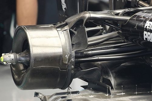 How Red Bull struck an early tech blow against Mercedes