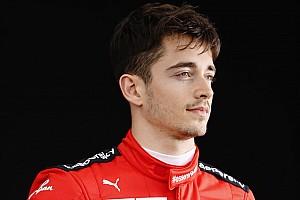 Leclerc eredetileg a 7-es rajtszámot szerette volna, de Räikkönen ülését megkapta