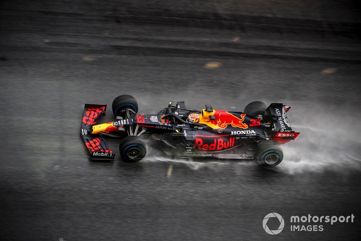"""Verstappen: """"Anche senza l'errore non avrei fatto la pole"""""""