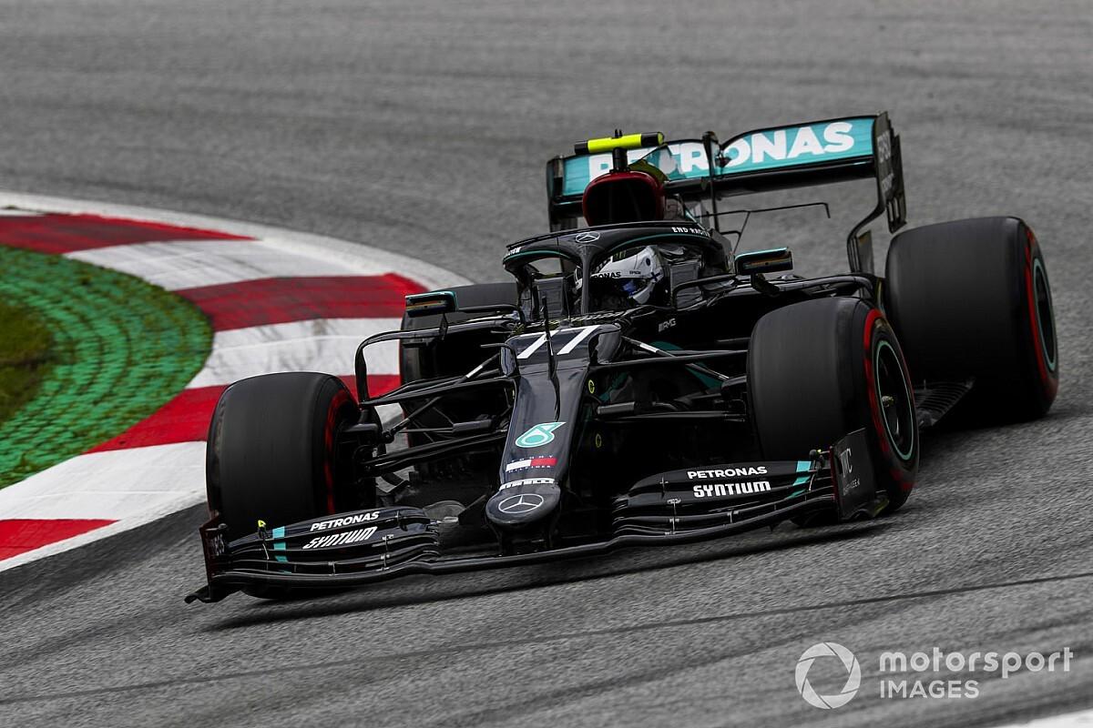 【動画】2020F1オーストリアGP予選V.ボッタスPPラップ オンボード映像