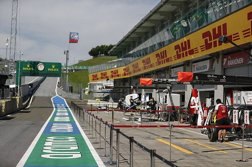 Live blog: Austrian Grand Prix Thursday