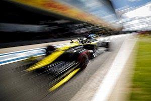 Ricciardo: Mercedes-dominantie frustrerend, maar bewonderenswaardig