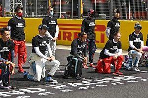 """Ralf Schumacher critica ativismo de Hamilton nas pistas: """"Esporte e política não devem se misturar"""""""