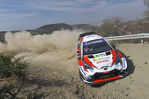 Mexico WRC: Ogier seals victory on shortened rally