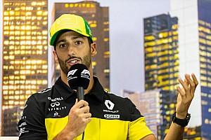 Ricciardo może pokonać każdego