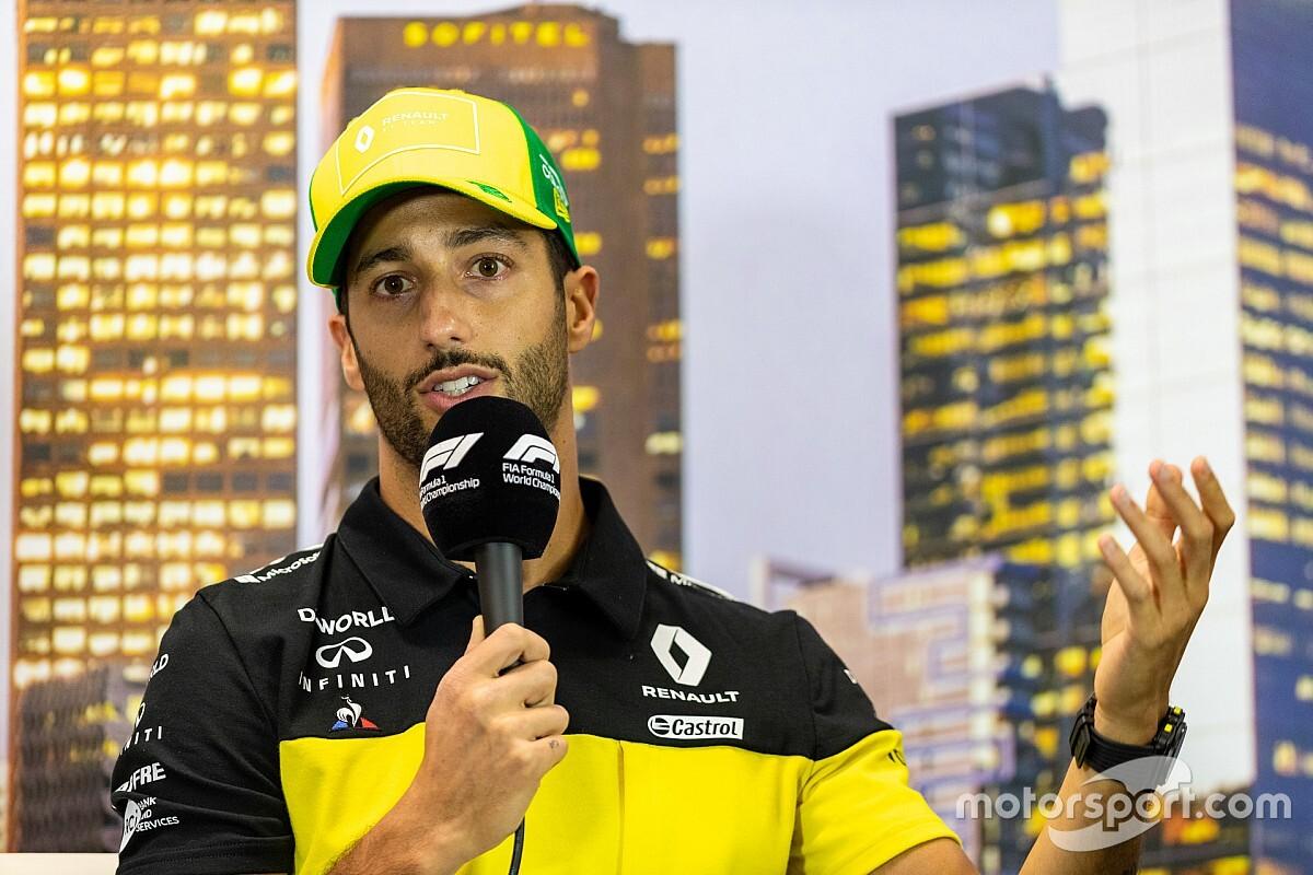 """Ricciardo: """"Avusturya'da 'sürücü egoları' büyük bir rol oynayacak"""""""