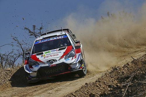 Toyota abandonne sa nouvelle GR Yaris WRC pour 2021