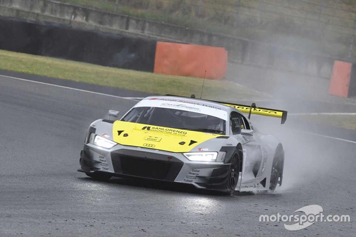 GT Italiano, Mugello, Libere 2: l'Audi si conferma leader