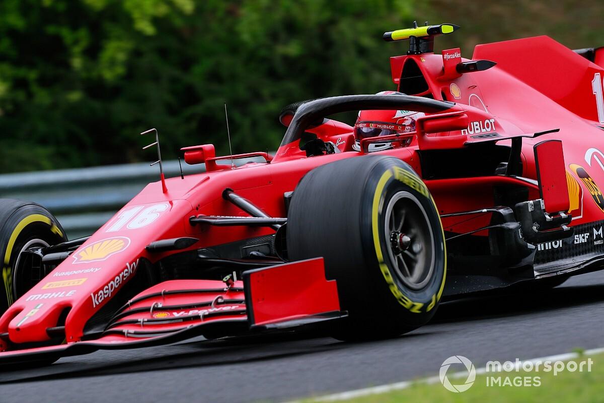 Ferrari признала связь между падением темпа и запретом FIA. Прежде команда всё отрицала