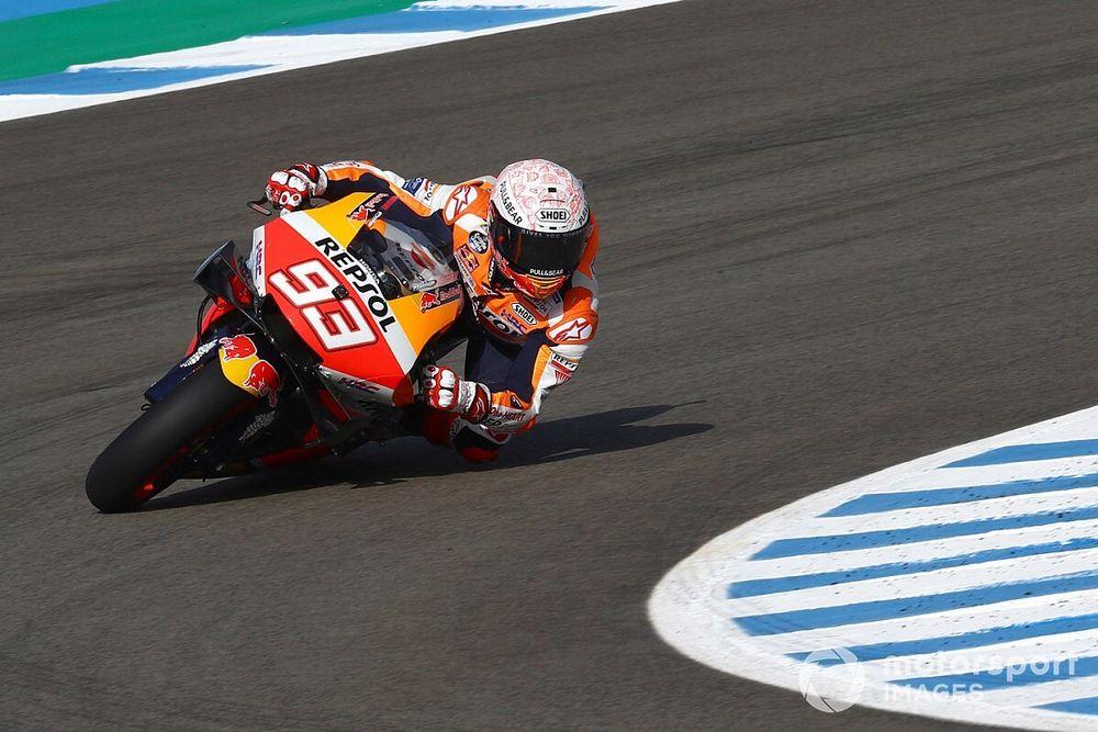 Honda no sustituirá a Márquez el fin de semana que viene en Jerez