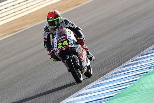 Moto3 Jerez: Suzuki pakt andermaal pole