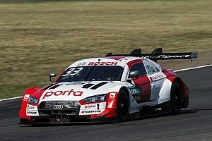 Lausitzring DTM: Rast holds off Muller on last lap to win