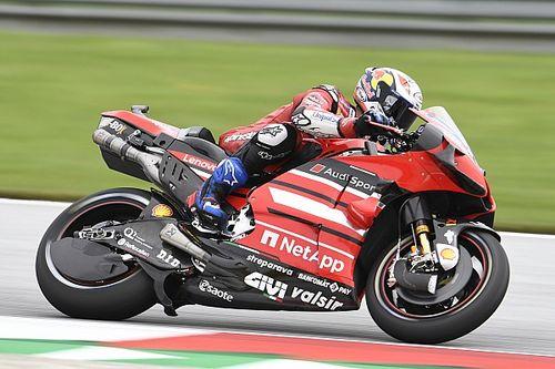 Championnat - Dovizioso et Ducati grimpent après leur 1re victoire