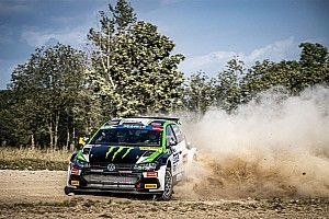ERC: Oliver Solberg in testa dopo la Tappa 1 del Rally Liepaja