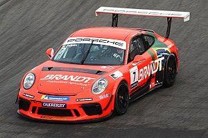 Porsche Cup: Mesmo com lastro, Paludo registra melhor volta dos treinos livres