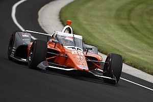 Indy 500 Practice: Hinchcliffe heads strong day for Andretti