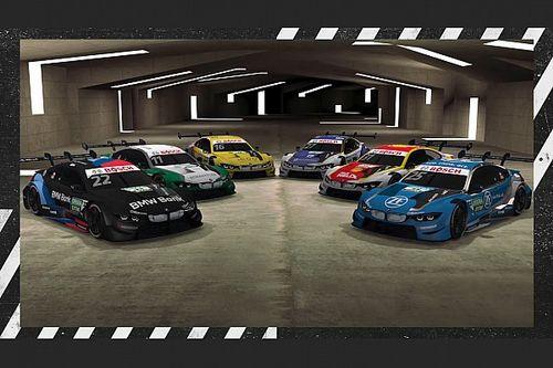 DTM: BMW Motorsport presenta team, piloti e livree 2020