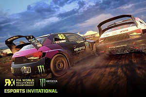 World Rallycross lanza serie virtual en asocio con Motorsport Games