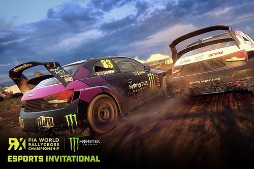 Virtual WRX series launched in association with Motorsport Games