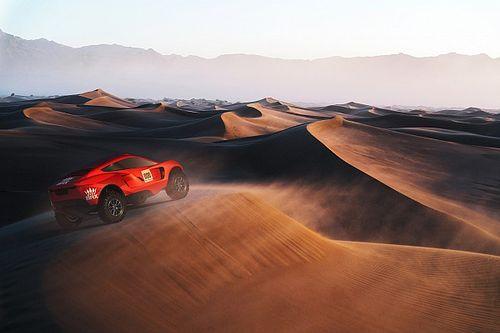 El proyecto de Prodrive en el Dakar será 4x4