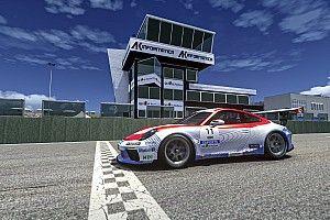 """Porsche Esports Carrera Cup Italia: Caglioni super a Vallelunga, lui e De Salvo """"signori"""" del Prologo"""