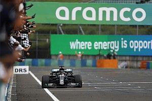 GALERÍA: las imágenes del GP de Hungría de F1