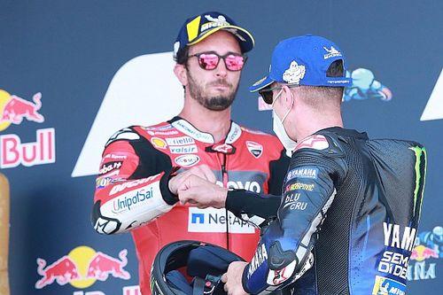"""""""Platz drei wie ein Sieg"""": Dovizioso erstmals in Jerez auf dem Podest"""