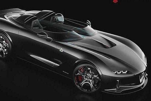 Valaki szóljon az Alfa Romeónak, hogy vessen egy pillantást erre a Barchettára