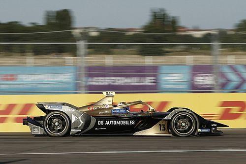 Berlin E-Prix: Da Costa heads de Vries in practice