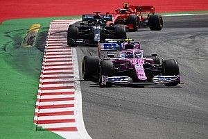 Онлайн. Гран При Испании. Вторая тренировка