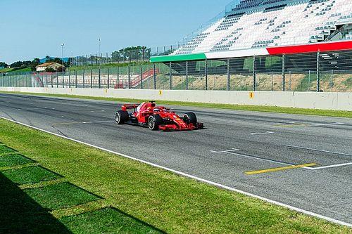 Prohibidos los test de F1 en los nuevos circuitos de 2020