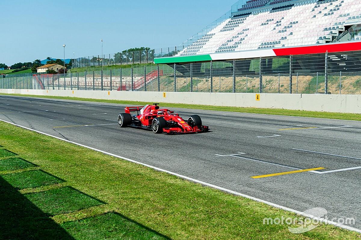 """Ricciardo: """"Correr en Mugello con estos coches sería una locura"""""""